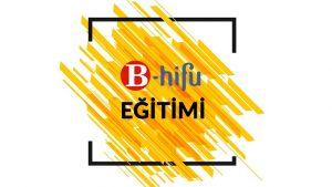 B-Hifu Training