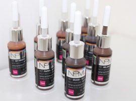 Permanent Makeup Paint & Needles